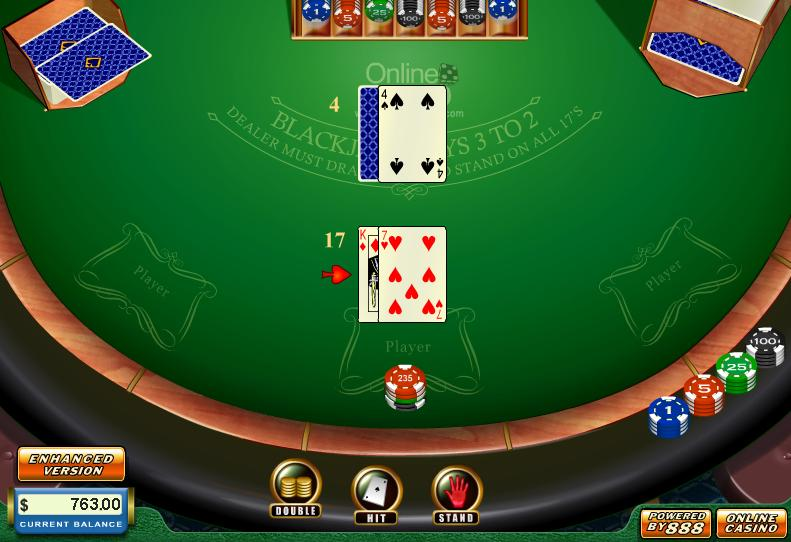 Tips Taruhan Blackjack Online