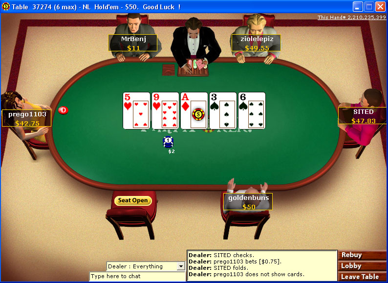 Tips & Trik Bermain Poker Online